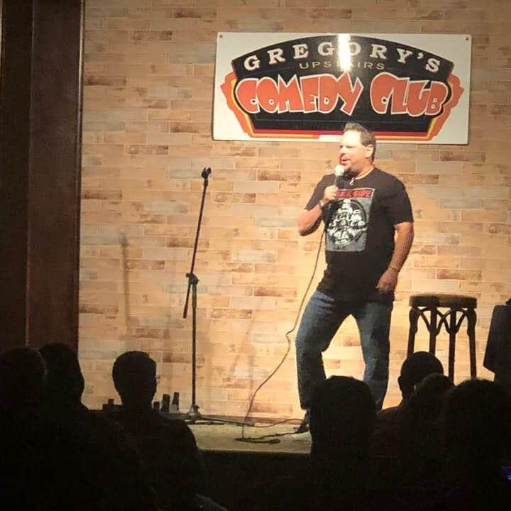 Gregory's Comedy Club, Cocoa Beach, FL