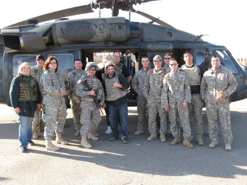 Our Black Hawk Pilots in Iraq