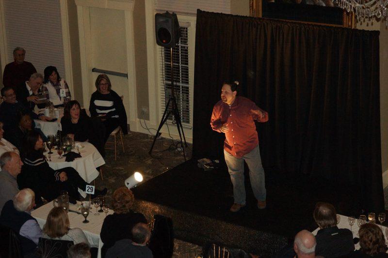 Portobello Banquets, Oakland, NJ Comedy Show