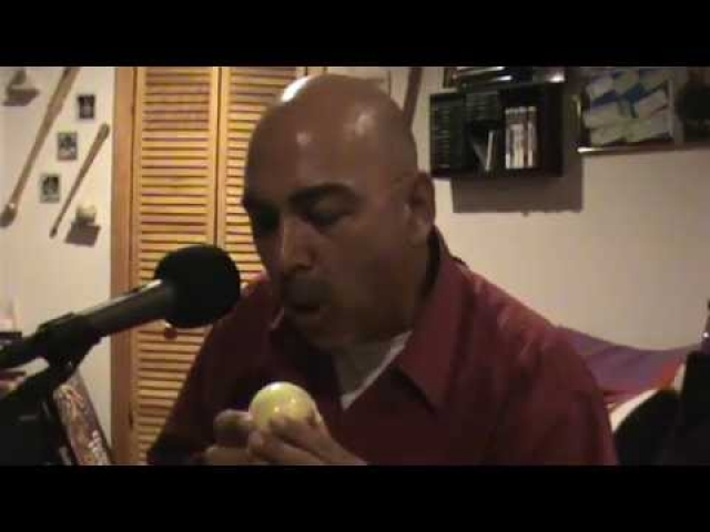 Fat Horse Challenge – Joe eats onion
