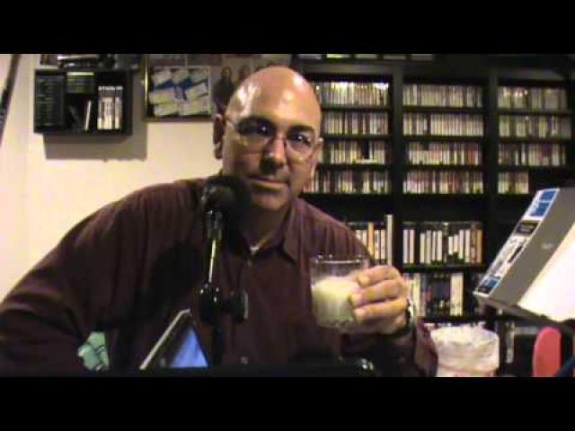 Fat Horse Challenge – Joe drinks lemon juice and milk shot