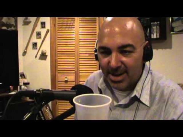 Fat horse challenge – Joe eats brine shrimp
