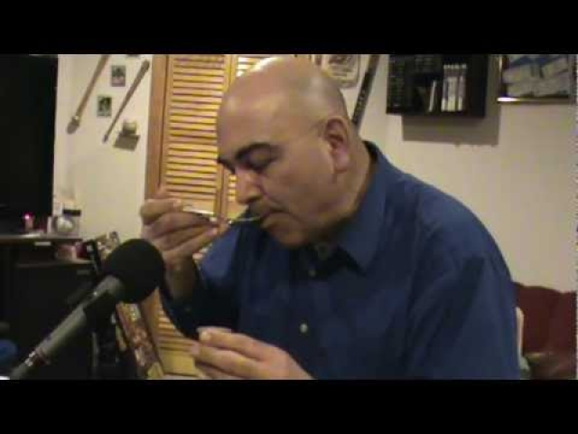Fat Horse Challenge – Joe eats Chinese hot sauce