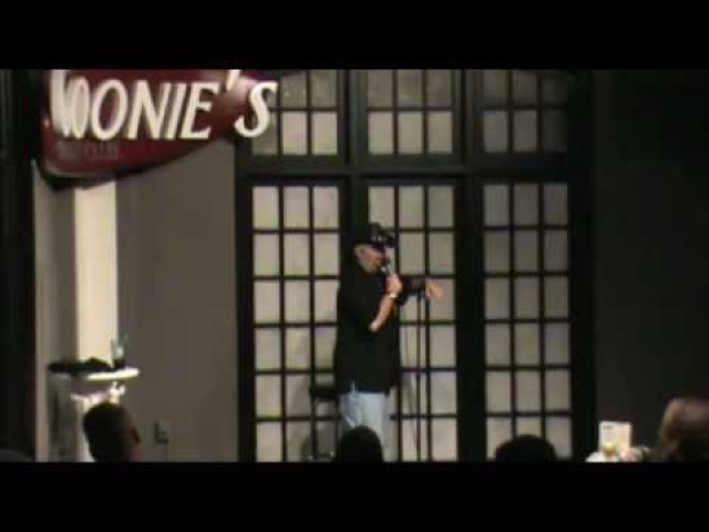 Stand-up comedy crowd work