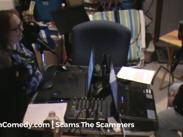 Davin's Den Scams The Scammers Mary Pt 2