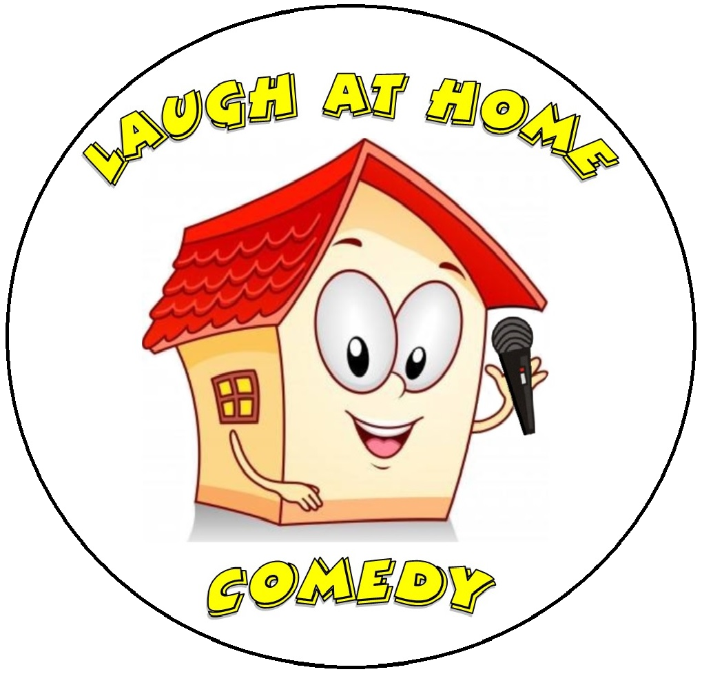 Laugh at Home Comedy Logo